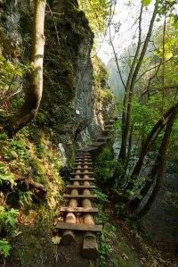 canyon path slovakia