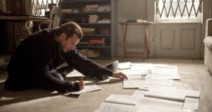 Bradley Cooper as writer in Limitless