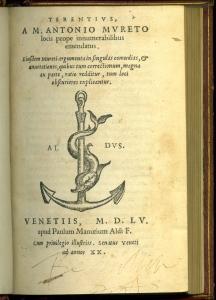 aldine press book