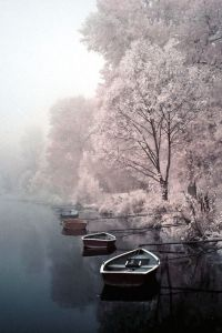 winter boats