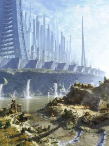 the-city-cgtrader