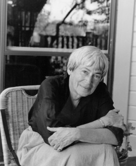Ursula K. Le Guin: Her Name is Freedom