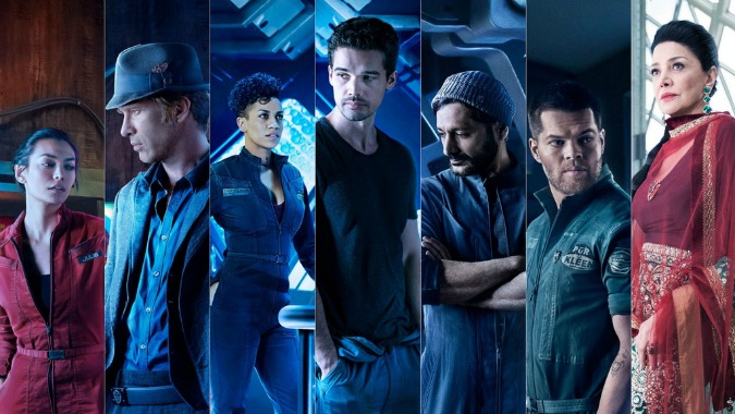 How the Women of The Expanse Are Expanding Our Worldview