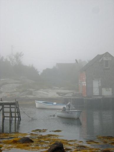 Prospect Point-fog