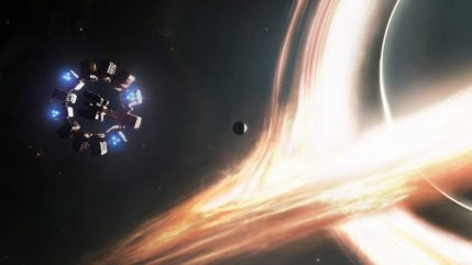 interstellar-GargantuanBlackHole