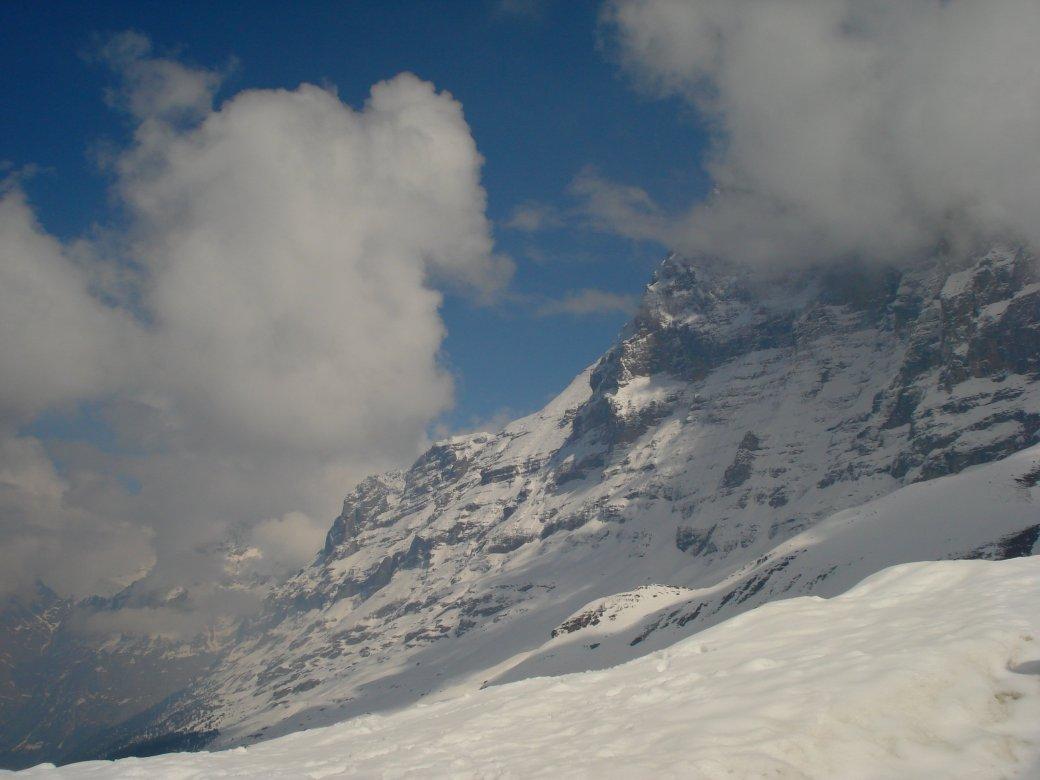 Jungfrau-peak