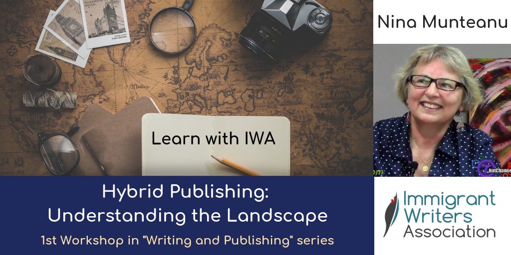 Hybrid Publishing: Understanding the Writing and Publishing Landscape