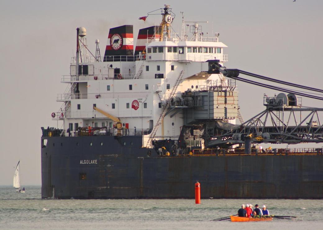 freighter-Toronto harbourJPG
