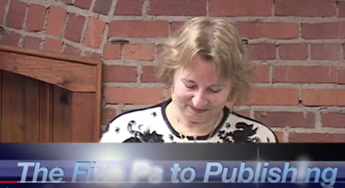 Nina-5Ps of Publishing