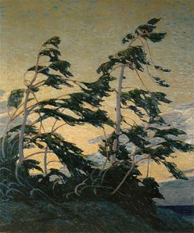 Tom_Thomson_-_Pine_Island,_Georgian_Bay