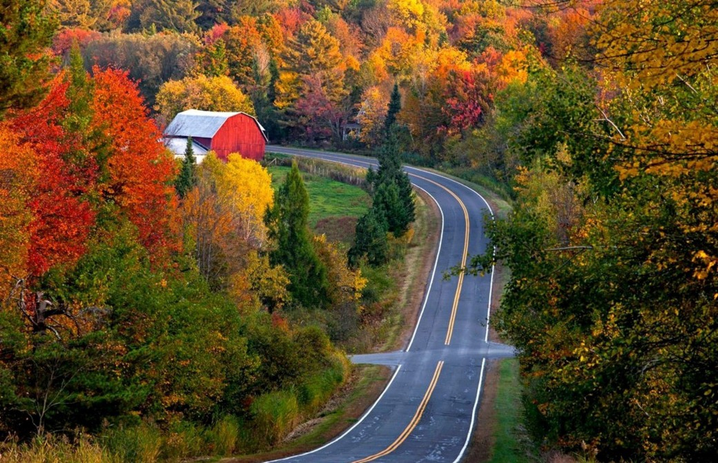 EasternTownships fall-DavidChapman