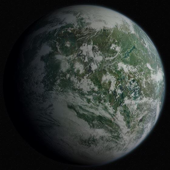 Bog Planet whole