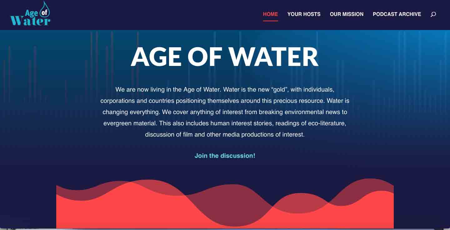 AgeOfWater-HomePage