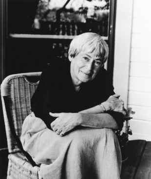 Ursula K LeGuin
