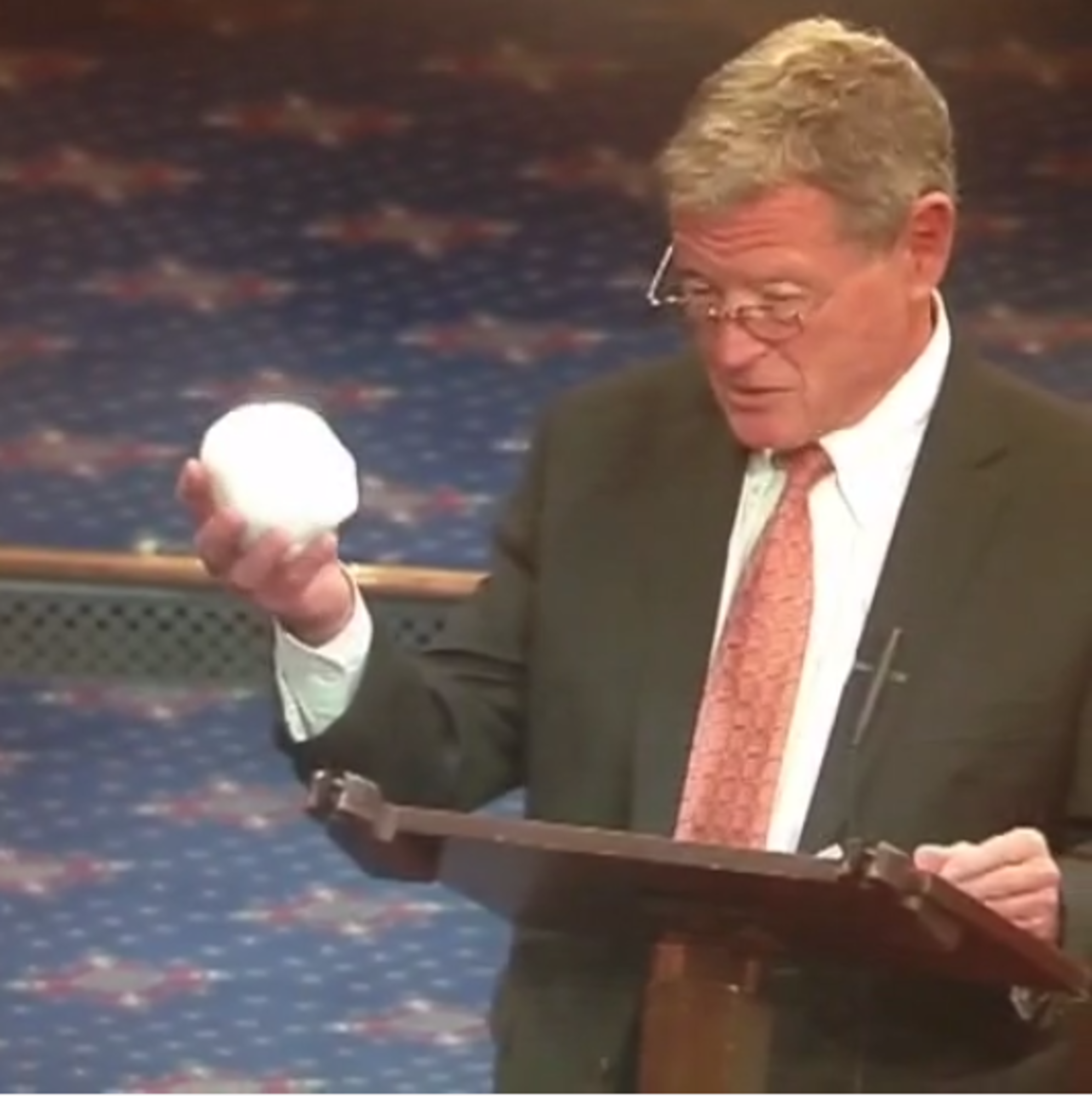 snowball in senate