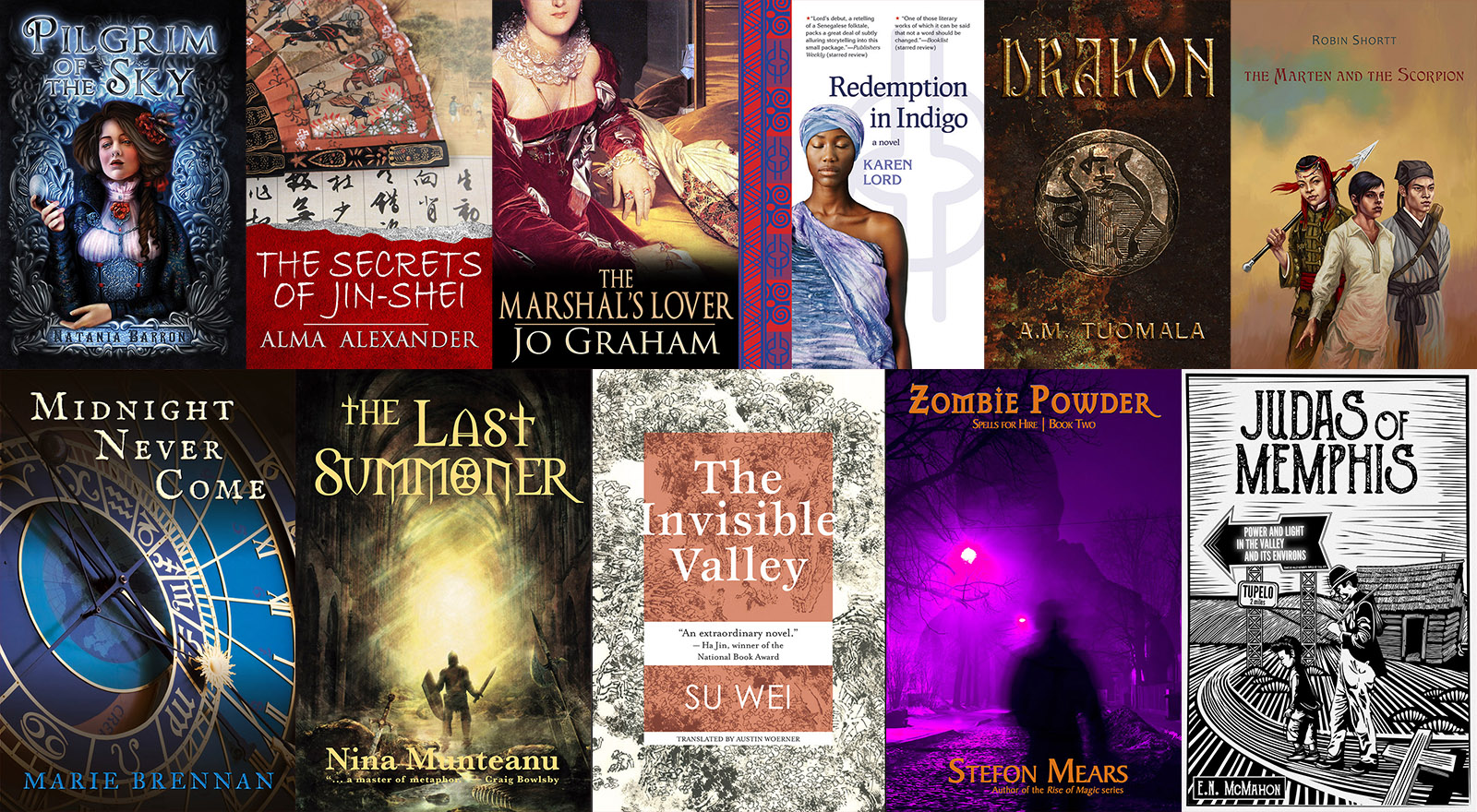 "The Last Summoner & ""The History with Magic"" Book Bundle"