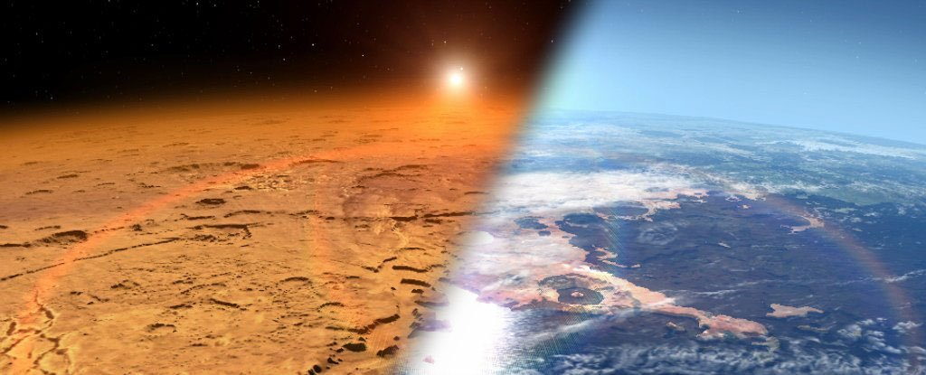 Will Earth Turn into Mars? … Can Mars Turn into Earth?